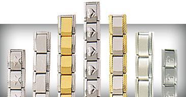 Gliederarmbänder Grundarmbänder