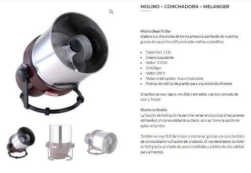 MOLINO / CONCHADORA / MELANGER - Tienda online Shop