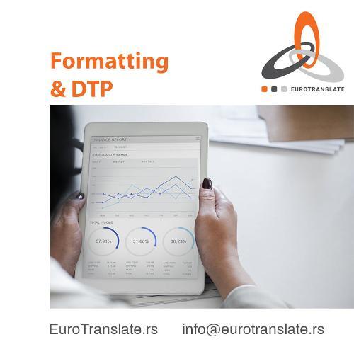 Formatting & DTP