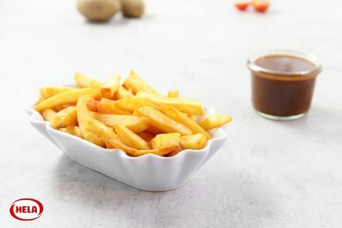 Curry Gewürz Ketchup scharf, 11 kg Eimer