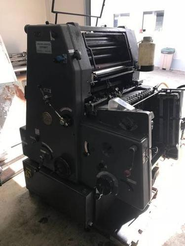 Heidelberg GTO 46 plus version with NP