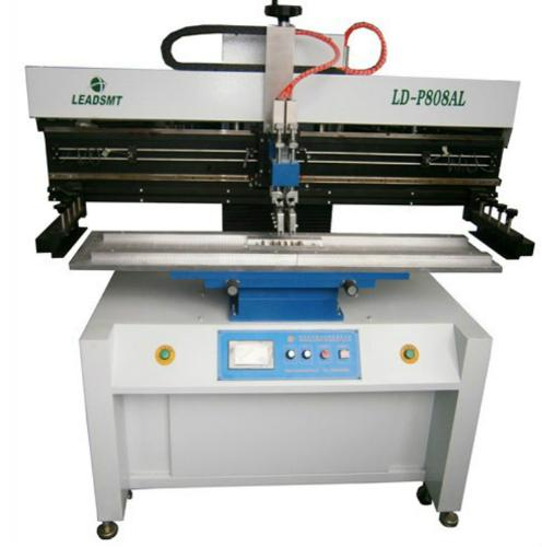 Smt stencil printing Machine up to 1.2m smd led pcb