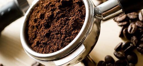 recyclage du marc de café