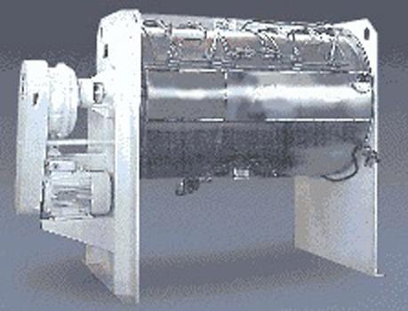 Mezclador horizontal de paletas
