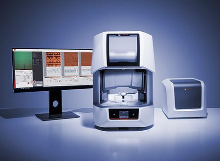 Atomic Force Microscope: Tosca™ 400