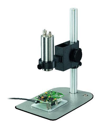 Mikroskopoptik für die Infrarotkamera optris Xi 400