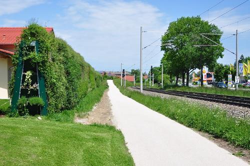Mur anti bruit végétable