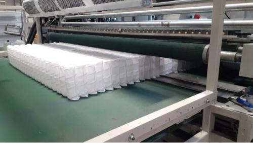 Pocket Spring For Mattress Production