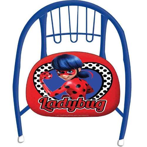 Manufacturer metallic chair kids licenced Miraculous