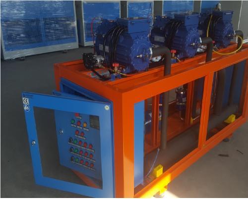 central system refrigeration unit