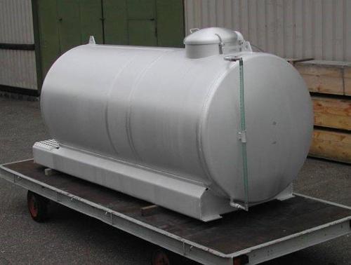 Apparate und Behälter aus Aluminium