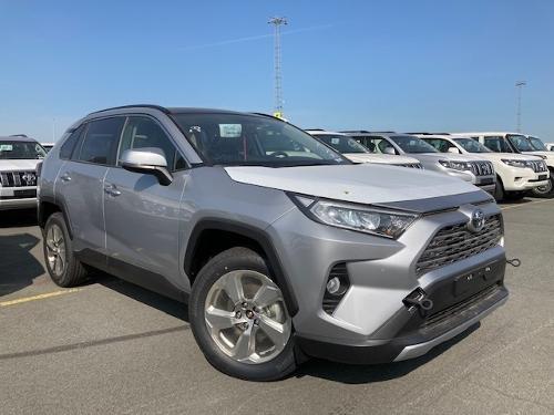 Toyota Rav4 2.0l Limited At 4x4