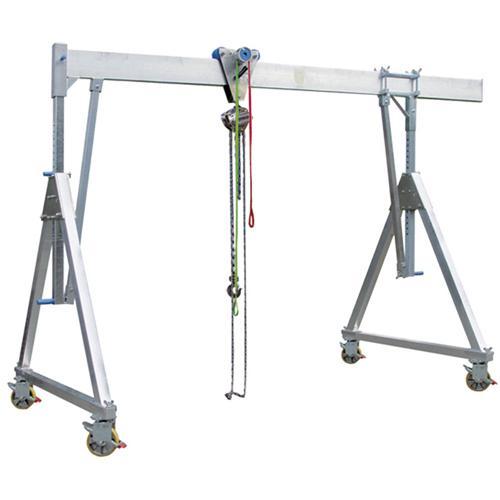 Aluminium gantry cranes APK