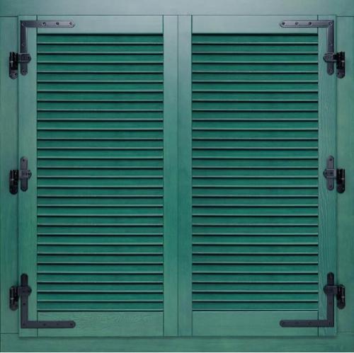 Shutters | Exterior wooden