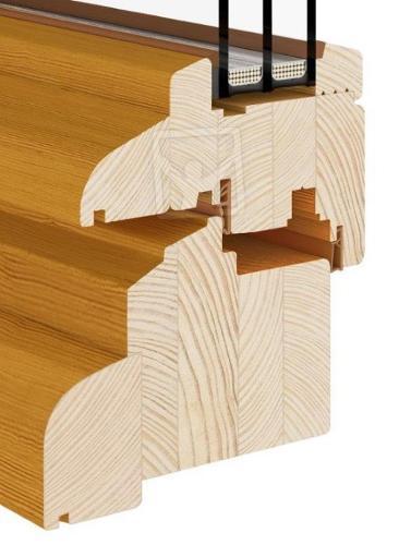 Wooden Windows | Traditional - Turn & Tilt