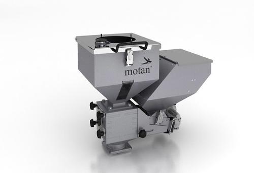 Gravimetric  dosing and mixing unit - MINICOLOR G