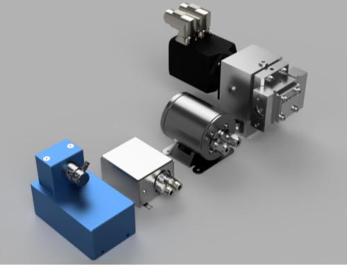 Micro Gear Pumps