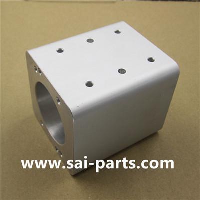 Aluminium Components CNC Milling