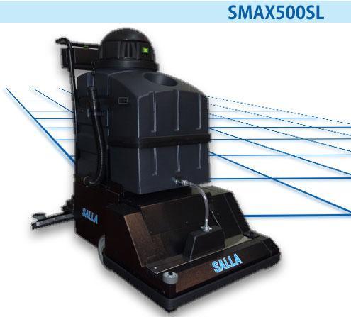 LAVAPAVIMENTI/SPAZZATRICE SMAX500SL