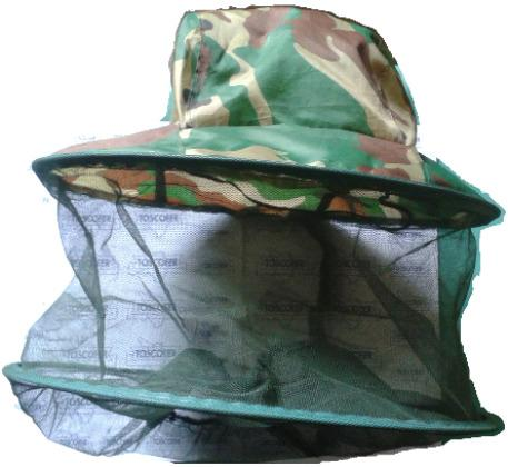 Cappello anti insetto