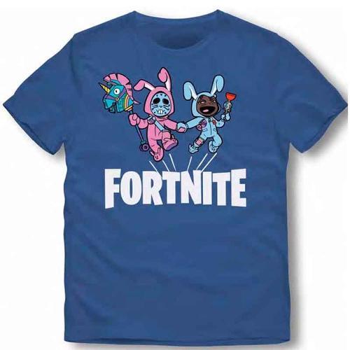 Wholesaler kids clothing t-shirt Fortnite