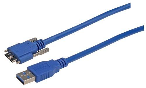 USB 3.0 Cable, Type Micro B/A