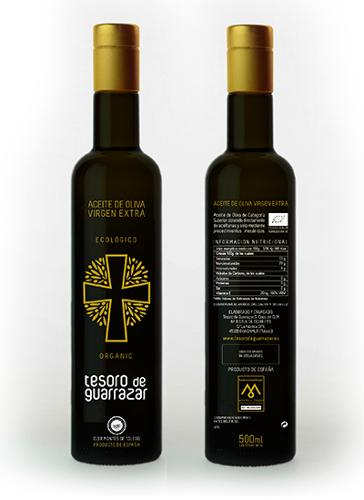 Aceite de Oliva Virgen Extra D.O Ecológico