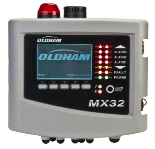 MX 32 analog and digital controller