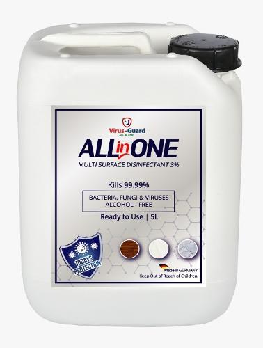 Listo Para Usar Desinfectante 5L