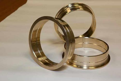 Friction bushings in aluminium bronze
