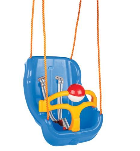 Leagan din plastic pentru copii 3 in 1 Pilsan