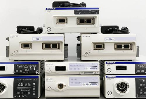 Processeurs Vidéo & Sources De Lumière OLYMPUS, FUJIFILM