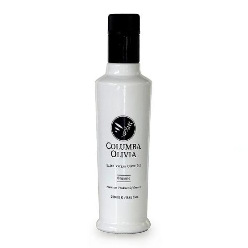 COLUMBA OLIVIA Organic Extra Virgin Olive Oil 250ml
