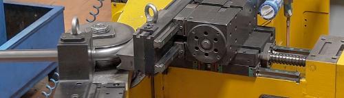 Pipe-bending machine