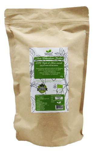 Tisana di Stevia Bio in foglie intere da 100g