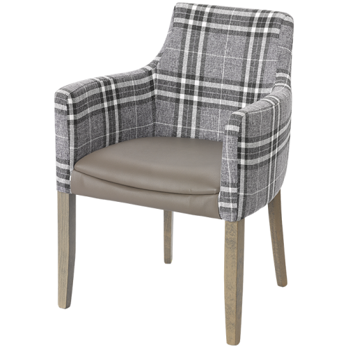 Upholstered Chair Maddy