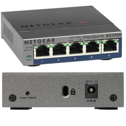 Netgear Switch - Periféricos de red