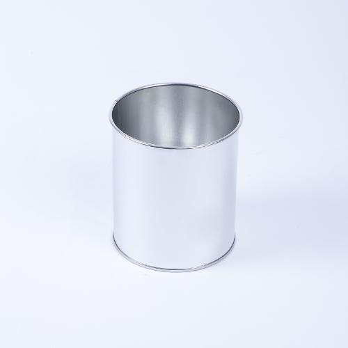 Eindrückdeckeldose 1.000ml, Höhe 125mm, Deckel mit Gummi