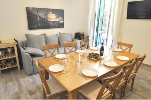 Residence 4 appartamenti a Trastevere