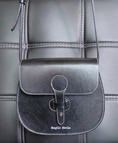 Edgy Leather Bag,Chic Crossbody Bag