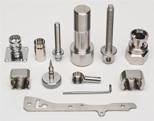 China CNC Milling Parts