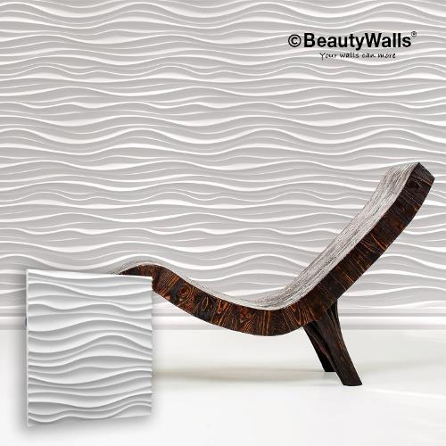 3D Wall Panels - Breeze