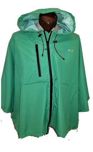 Brella 2020 Green Rain Jacket