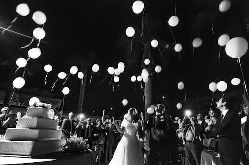 scenografie di palloncini e tutto per eventi e matrimoni