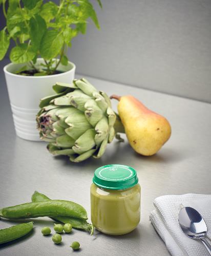 Nourriture pour bébé / Nutrition médicale