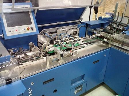 Buhrs BB700 Inserting system