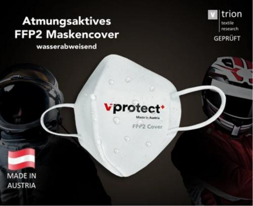 Vprotect Cover - printable FFP2 mask cover