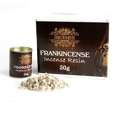 AW Incense Resin 50g Tubs