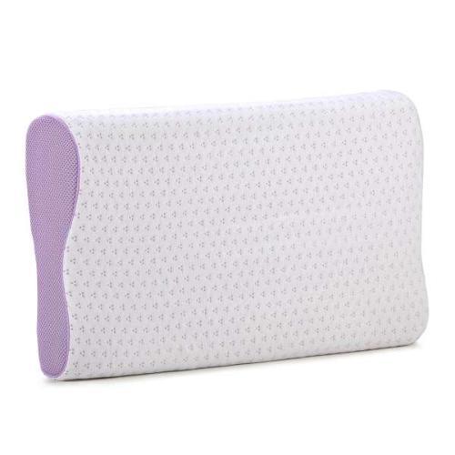 Vitapur Family Lavender Memory Foam Anatomical Pillow