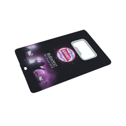 Clé USB Carte Affaire Décapsuleur